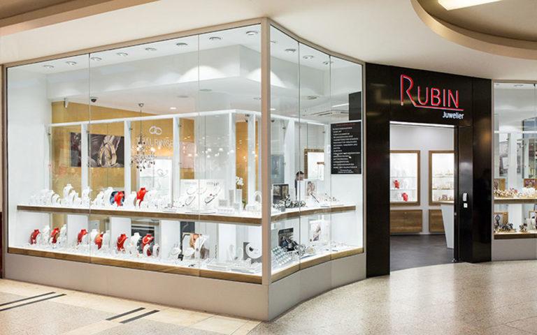 Filiale von Juwelier Rubin in Lüneburg