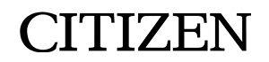 Logo Citizen Uhren